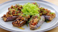 Try this quick and easy Malaysian eggplant recipe by Ann Lian from Family Kitchen with Sherson.