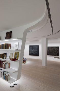 #Art_Collectors_Loft by #UNStudio & #Renfro_Design_Group in #NYC