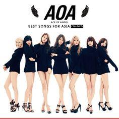 「AOA」の「ミニスカート」、台湾音源チャート2週連続1位に