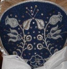 Haft warmiński - co to jest? Folk Embroidery, Polish, Vitreous Enamel, Nail, Nail Polish, Nail Polish Colors