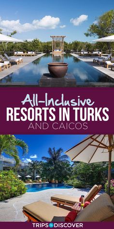 9 The best all-inclusive resorts in Turks and Caicos Vacation Places, Vacation Destinations, Vacation Trips, Dream Vacations, Vacation Spots, Places To Travel, Romantic Vacations, Romantic Travel, Greece Vacation