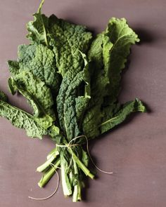 Kale Recipes: how to work kale into your diet, from Martha Stewart.