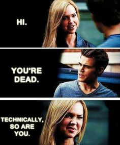 Lexie and Stefan. Best friends for... death?