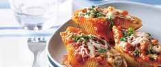 An impressive entrée for guests. Prepare in 25 minutes and visit while it bakes.