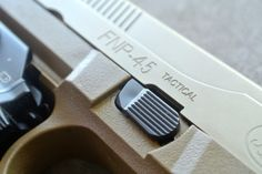FNP-45 & GEMTECH Blackside .45 Suppressor