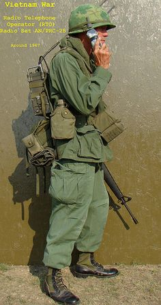 vietnam war us uniform