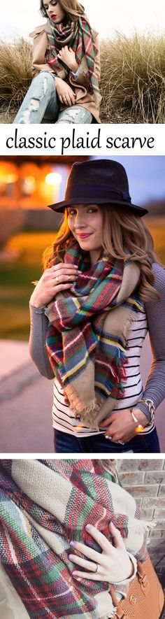Free shipping and returns at Shein.com. The always classic plaid knit scarf is our favorite cold weather accessory essential. Perfect for layering over solids or prints, you need this heavy knit to keep warm in style.