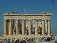 GRECIA - Fotografía:Ghiselle Ghersi Albania, Dubrovnik, Ferry, Marina Bay Sands, Building, Athens Greece, Travel, Central Bank, Loreto