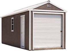 Premiere Portable Buildings garage