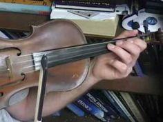 Lovers Waltz fiddle lesson, part 1
