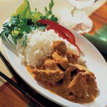 Thailändsk kyckling