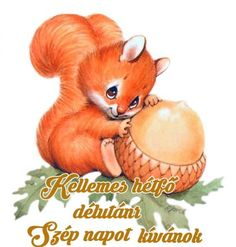 Squirrel clip art with nuts free clipart images image 2 clipartcow 2 Squirrel Clipart, Squirrel Art, Cute Squirrel, Baby Squirrel, Squirrels, Cute Animals Images, Cute Images, Share Pictures, Cute Pictures