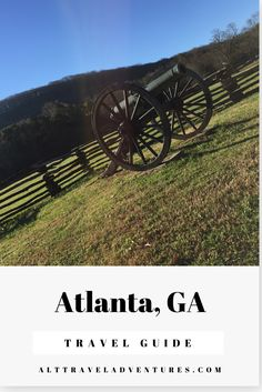 Travel guide for Atlanta, Georgia - including things to do, places to eat, and places to drink. East Coast Road Trip, Us Road Trip, Travel Guides, Travel Tips, Us Destinations, United States Travel, Beautiful Places To Visit, Weekend Trips, Travel Usa
