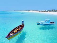 Santa Maria, Sal, Cape Verde - More at… Cape Verde Holidays, Cape Verde Sal, Travel Pictures, Travel Photos, Winter Sun Destinations, Places To Travel, Places To See, Winter Sun Holidays, Travel Around The World