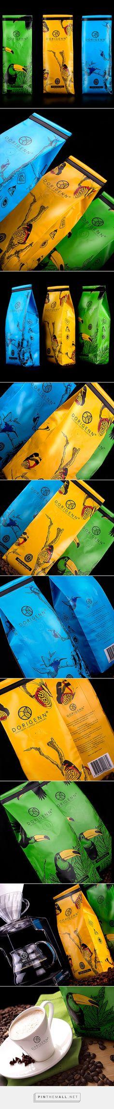 Dorigenn Coffee Packaging  by David Espinosa IDS