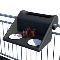 Balcony Desk balKonzept Antrcte, 139€, now featured on Fab.