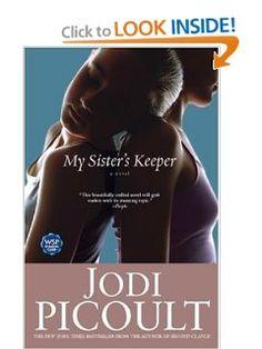 My Sister's Keeper: A Novel: Jodi Picoult: 9780743454537: Amazon.com: Books
