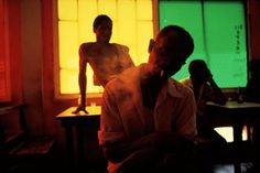 "Alex Webb - THE SUFFERING OF LIGHT (Goethe: ""Colors are the deeds and suffering of light."")"