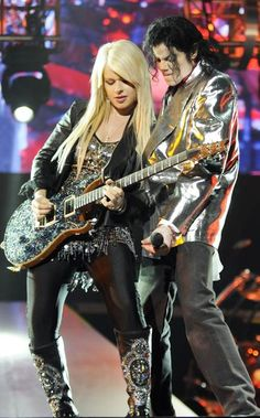 King & Orianthi / The Guitar Queen.