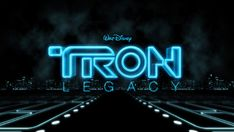 Photoshopで映画「Tron (トロン)」のネオンロゴテキストをデザインする方法