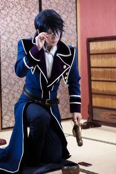 Munakata Reisi=^_^= by:REIKA(reika2011) Reishi Munakata Cosplay Photo - WorldCosplay