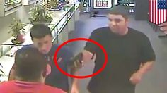 Shotgun self-defense: robbery fails at Fresno jewelry store when owner p...