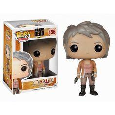 Funko Pop! Carol Peletier, The Walking Dead, TWD, AMC, Séries
