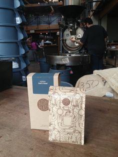 Creative Coffee, Coffee Packaging, Packaging Design, Branding, Glass, Drinkware, Corning Glass, Package Design, Design Packaging