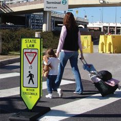 Different Types of Pedestrian Safety Signs    http://www.impactrecovery.com/resources/different_types_of_pedestrian_safety_signs