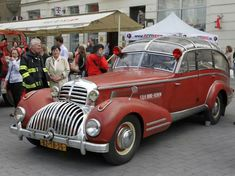 Horch - ugly and I love it!