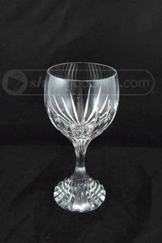 Baccarat Crystal Wine Glass