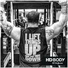 My fiance's slogan! Training Motivation, Fitness Motivation, Crossfit Gym, Bodybuilding Motivation, Slogan, Fitness Inspiration, Strength, Iron, Goals