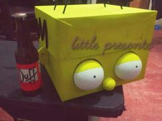 Homer simpson lunch box https://www.facebook.com/littlepresentss/