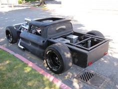 More Vintage Cars Hot Rods and Kustoms More Vintage Cars Hot Rods and Kustoms Kustomblr Kustom Kulture Hot Rod Vintage Car Classic Car Antique Car Kustom HotRod Custom Car Rat Rod Cars, Hot Rod Trucks, Cool Trucks, Big Trucks, Chevy Trucks, Cool Cars, Truck Drivers, Pickup Trucks, Rat Rod Pickup