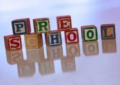 Homeschool Preschool daily schedule ideas