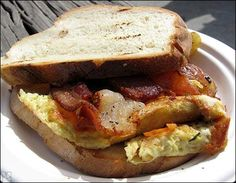 Wake & Bake Breakfast Sandwich