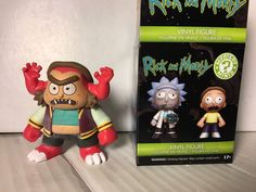 Funko Mystery Minis Rick and Morty MORTY JR. Vinyl Figure 1/24 New In Hand  | eBay
