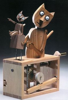 Automata from Cabaret Mechanical Theatre - Museum of Automata (mechanical sculpture) buy now from our online shop, UK based