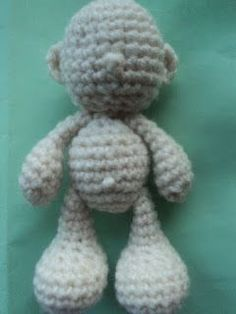 Baby Doll Free Crochet Pattern ~ Amigurumi To Go