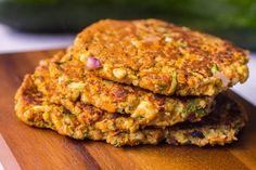 The Best Veggie Burger Recipe in the World #vegan #nutritarian #glutenfree [VIDEO] - The Watering Mouth | Healthy Nutritarian Recipes, Vegan Food