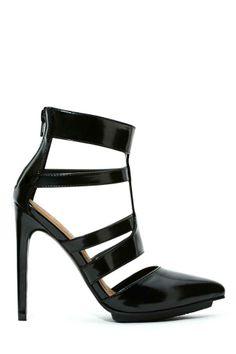 Shoe Cult Catania Pump - Black