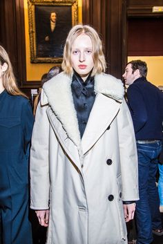 A photo diary of the fall/winter 2016 collections that were presented Wednesday.