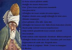 Mevlana Celaleddin-i Rumi'den