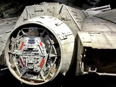 Millennium Falcon vintage model used in filming: 160342 | Flickr