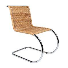 Silla MIES VAN DER ROHE (Sillas Icono del Diseño) - Cantilever Sillas de diseño, mesas de diseño, muebles de diseño, Modern Classics, Contemporary Designs...