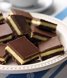 Nanaimo Bars are a uniquely Canadian dessert that take their name from Nanaimo, British Columbia. Make this no-bake, three-layer recipe in easy-to-follow steps.