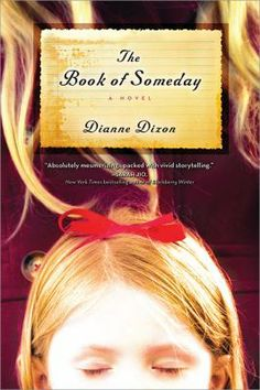 The Book of Someday, by Dianne Dixon. (Sourcebooks Landmark, 2013). After she meets Andrew, Livvi Gray hopes to break free from her past and to escape a recurring nightmare, but there may be too many secrets to overcome.