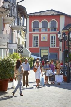 Serravalle Designer Outlet | Wandering Around | Pinterest | Wander ...