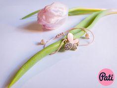 Armbänder - Armband - ein Designerstück von Patishop bei DaWanda Shops, Handmade Bracelets, Designer, Pearl Earrings, Etsy, Pearls, Jewelry, Fashion, Wristlets