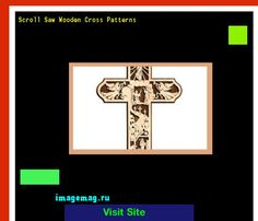 Scroll Saw Wooden Cross Patterns 183703 - The Best Image Search